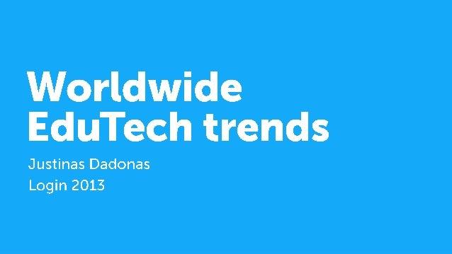 EduTech Trends