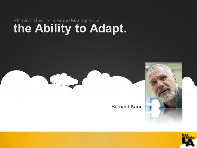 Effective University Brand Management…
