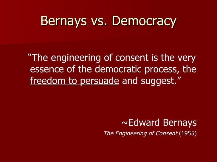 Edward Bernays Engineering Of Consent Pdf Free Download