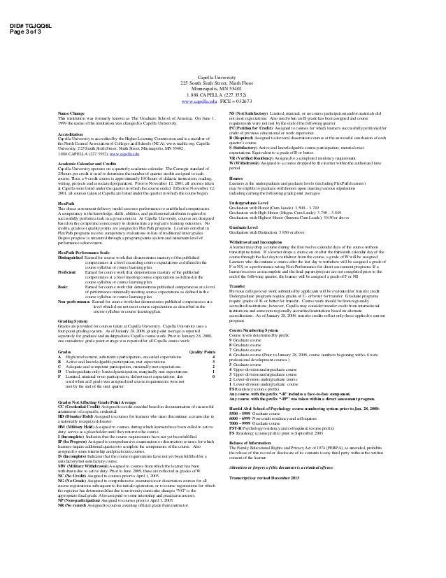 Dissertation on instructional design at capella