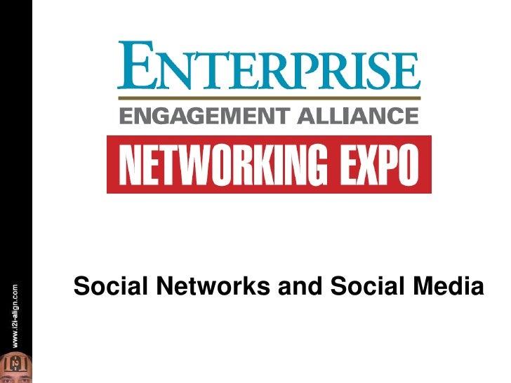 EEA Social Media Presentation