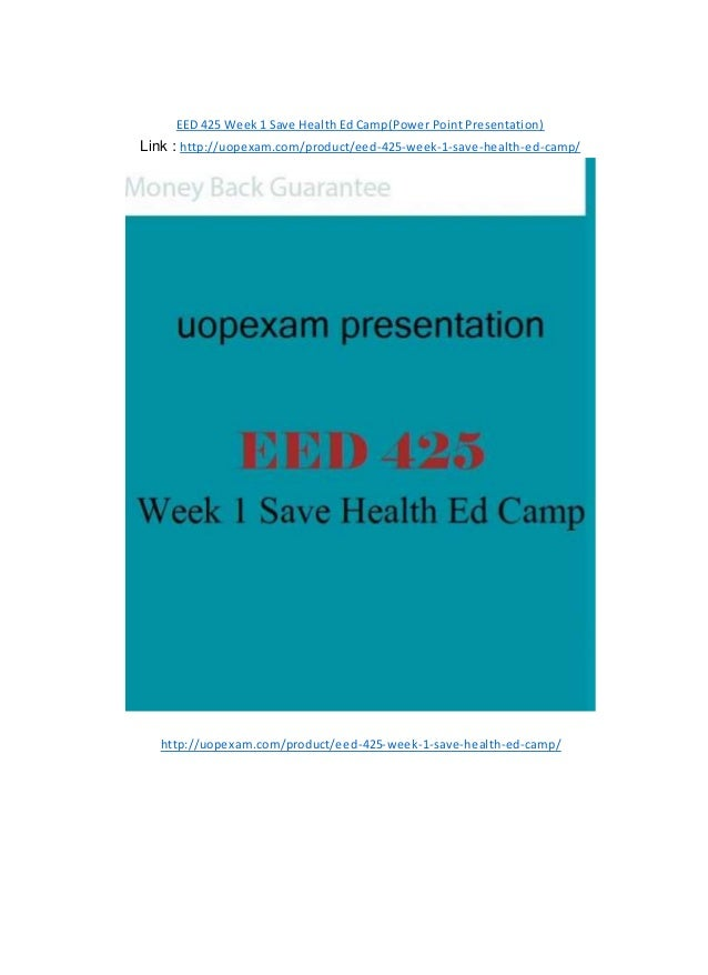 eed 425 week 5 health and Eed 425 elementary methods health complete class includes all dqs, individual and team assignments uop latest purchase here https wwwhomeworkservices.