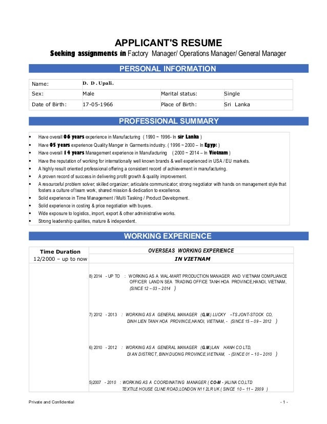 The Summary Section of a Resume  resumagiccom