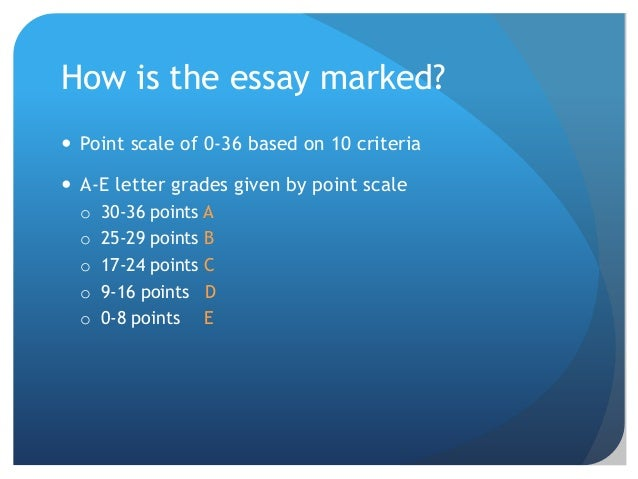 extended essay physics criteria