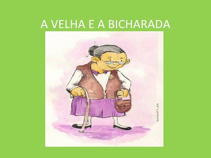 A VELHA E A BICHARADA