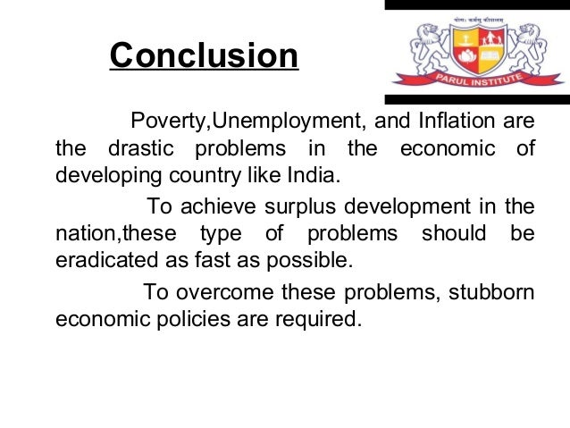 an analysis of the nations economic stability and the inflation problem A term used to describe the financial system of a nation that displays only minor fluctuations in output growth and exhibits a consistently low inflation rateeconomic stability is usually seen as a desirable state for a developed country that is often encouraged by the policies and actions of its central bank.