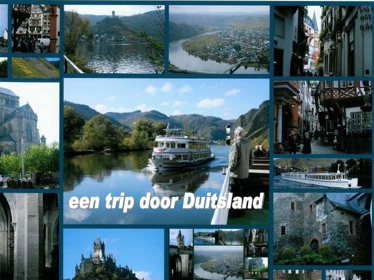 Een Trip Door Duitsland Jea