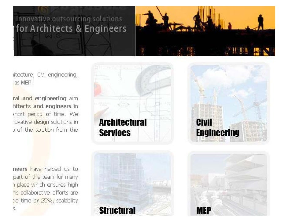 eEngineers For Architectural Services, Civil and Structural Engineering and MEP