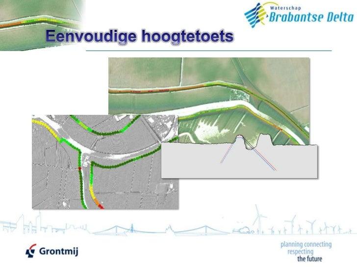 Eenvoudige Toets Brabantse Delta met AHN2 - Grontmij