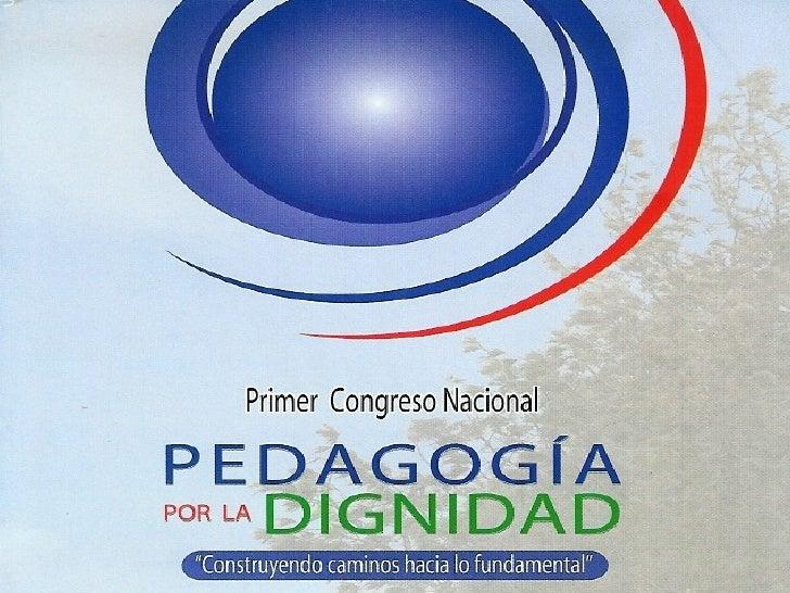 Eept Pedagogia Por La Dignidad
