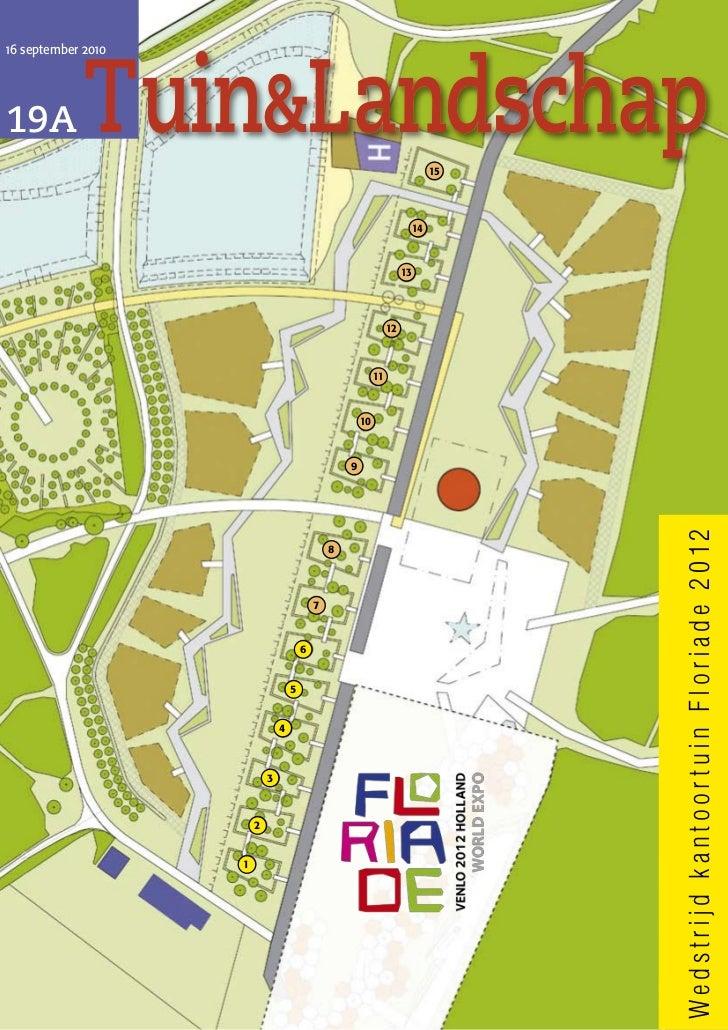 Tuin&Landschap              uin&Landschap16 september 201019A                                                             ...