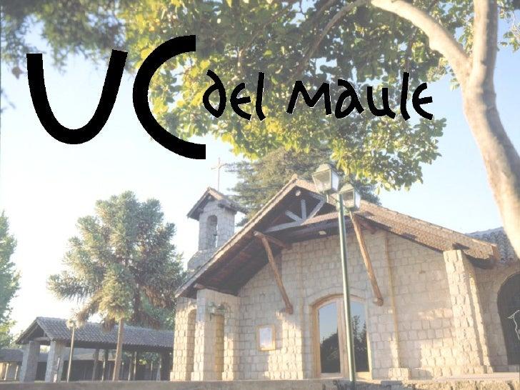 Presentación UC del Maule