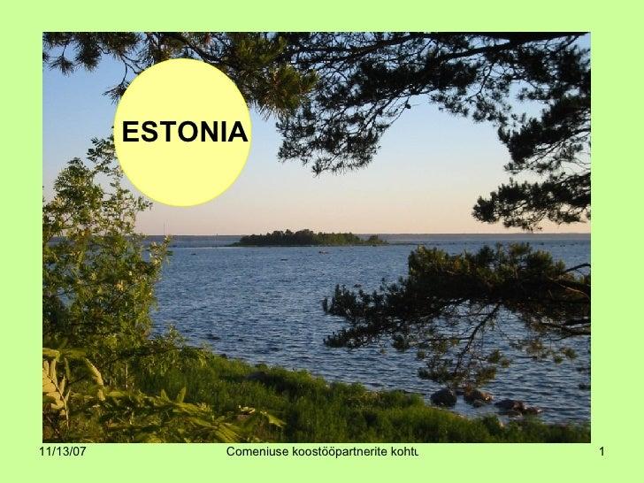 Eesti Comenius