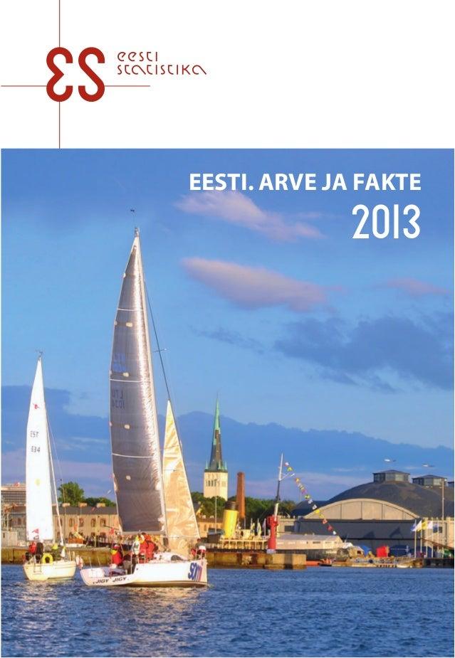 Eesti. Arve ja fakte 2013