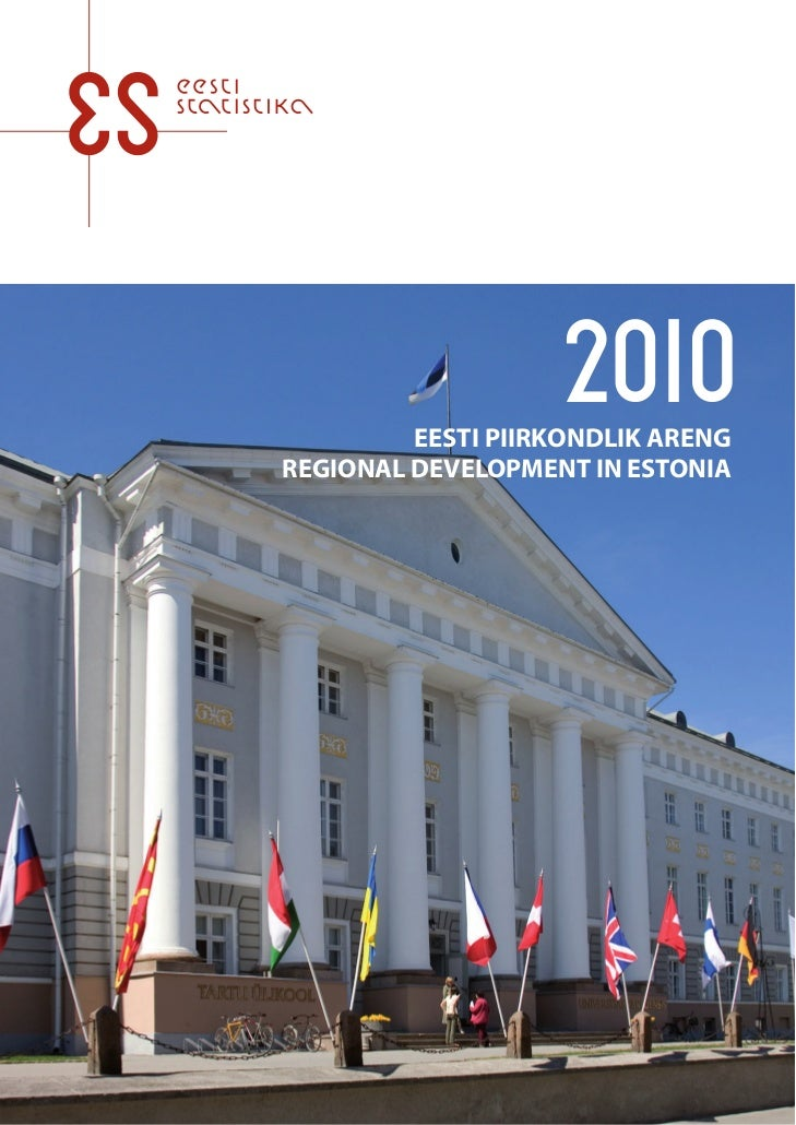 Eesti piirkondlik areng 2010 / Regional development in Estonia 2010