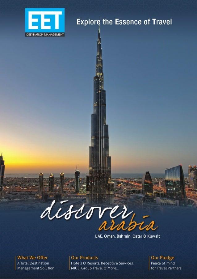 Discover Arabia - UAE, Oman, Bahrain, Qatar, Kuwait & the Arabian Gulf