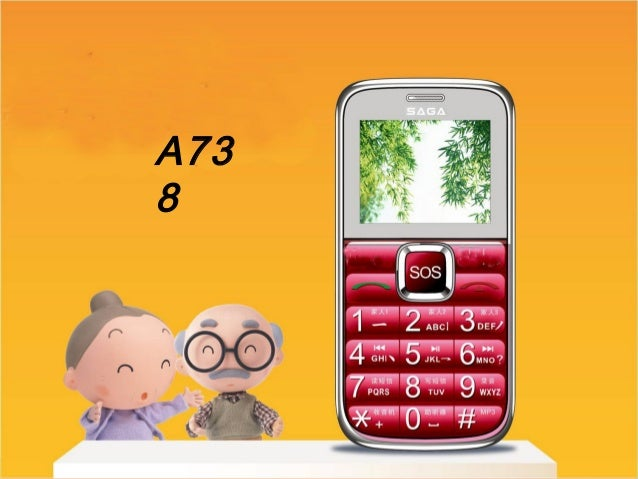 Everbuying phone a738 for old people