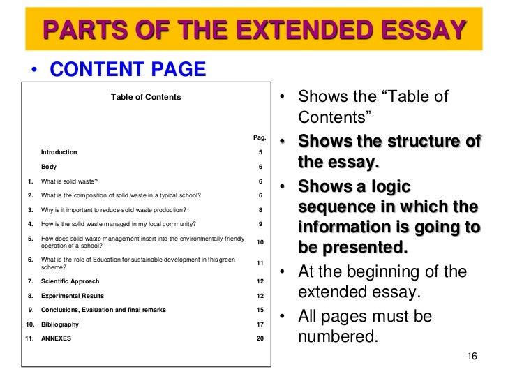 extended essay evaluation Synthesize all information collected with analysis and evaluation, finalizing the extended essay the final draft of the essay will be shared as a google doc with the mentor, mr wofford, and uploaded to managebac.