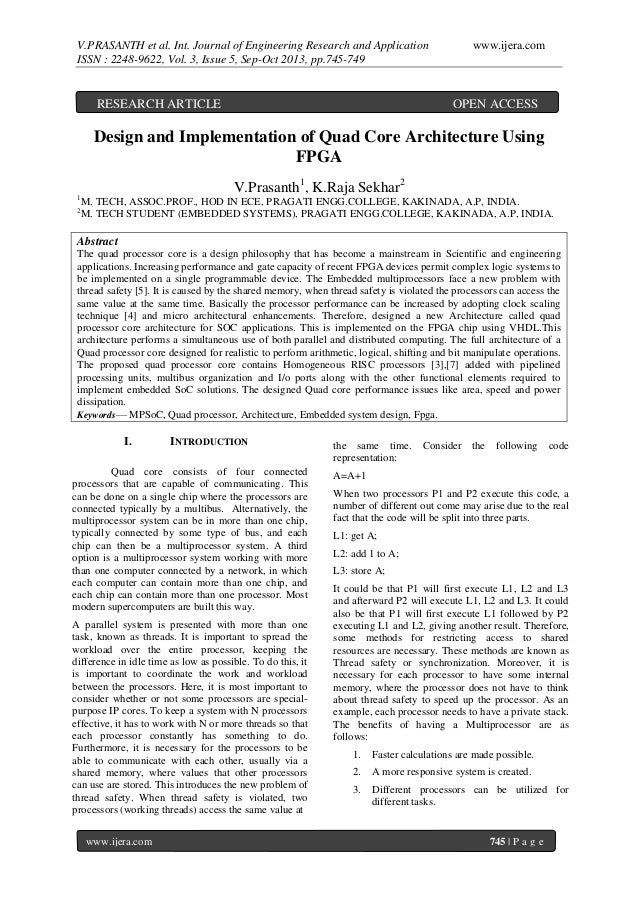 V.PRASANTH et al. Int. Journal of Engineering Research and Application ISSN : 2248-9622, Vol. 3, Issue 5, Sep-Oct 2013, pp...