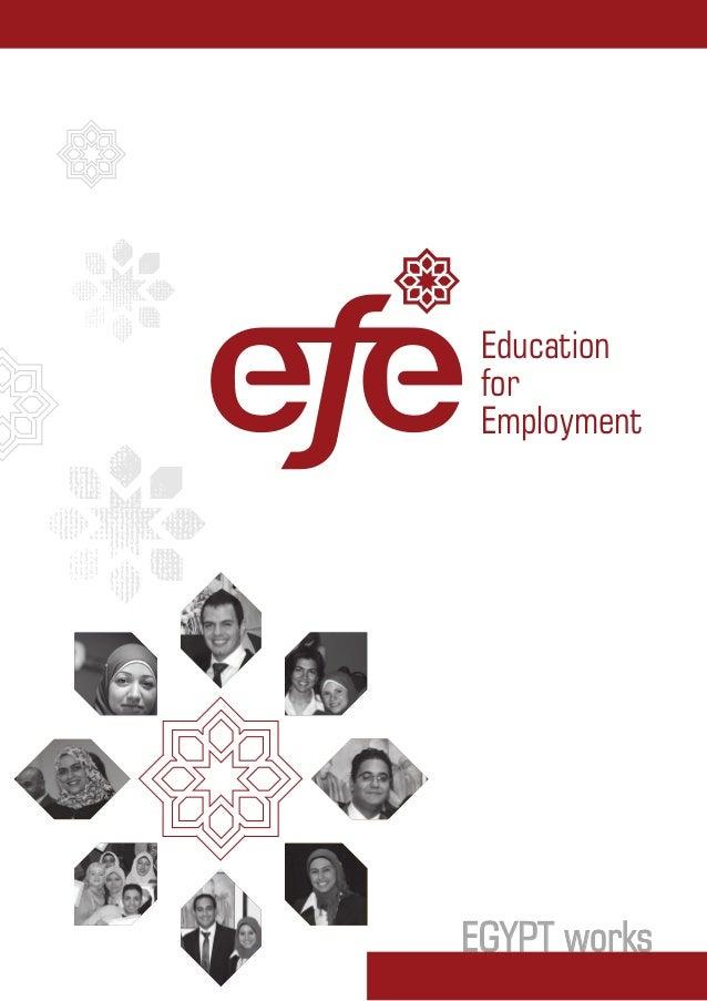 Efe egypt stakeholders brochure