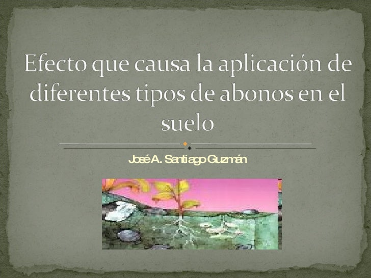 José A. Santiago Guzmán
