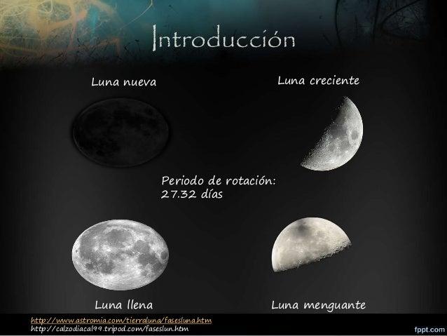 Efectos e influencias de las fases lunares for Que es luna creciente