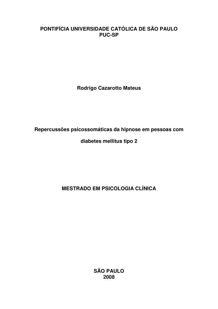 PONTIFÍCIA UNIVERSIDADE CATÓLICA DE SÃO PAULO                      PUC-SP               Rodrigo Cazarotto MateusRepercussõ...