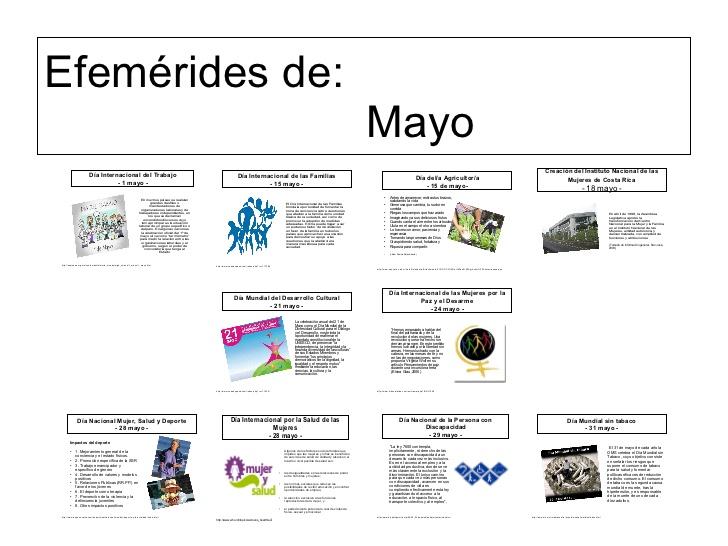 Efem rides de mayo s for Gimnasio 1 de mayo
