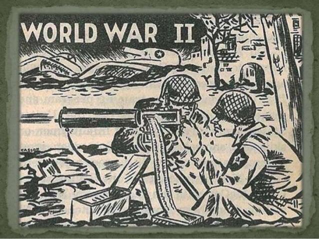 Effect in second world war ii