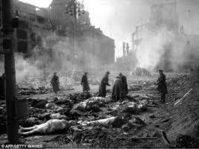 impact of second world war on The article evaluates the degree to which the second world war was responsible for the development of europe since 1945 it seeks to disentangle effects that were clearly directly due to the war from those which can be seen as the result of changes already affecting pre-war europe, and those due to.