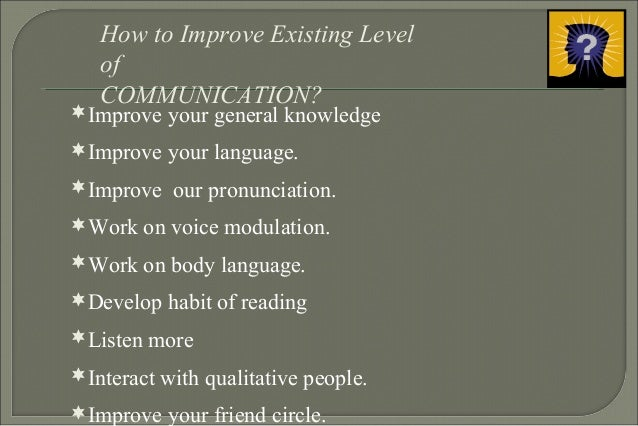 How to Improve Communication Skills at Work? - Jobs Time