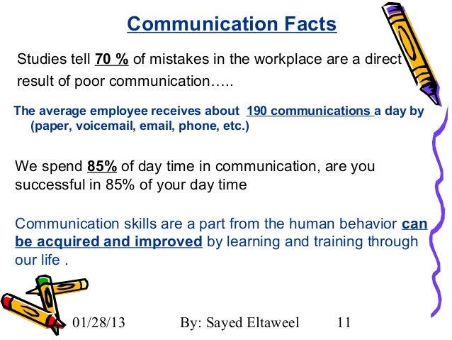 essay communication skills workplace