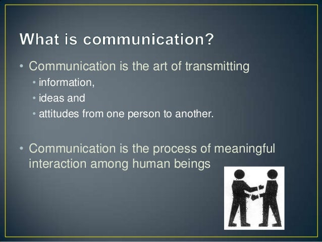 understanding why effective communication is important Effective communication skills are an introduction to human communication: understanding 11 why is it important to communicate well by university of.