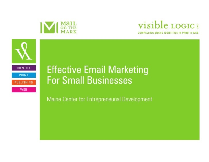 Effective Email Marketing for Small Businesses