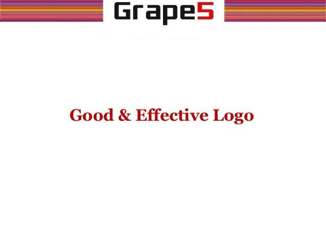 Good & Effective Logo