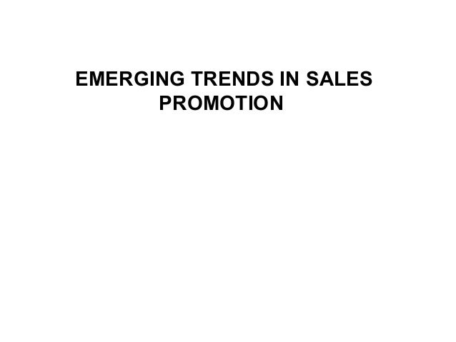 emerging trends in sales management Here are 11 marketing trends to commit to in 2018 that are sure to take your   while the year has started, we've already seen some emerging trends that show  a  and now they're starting to cater their content and marketing.