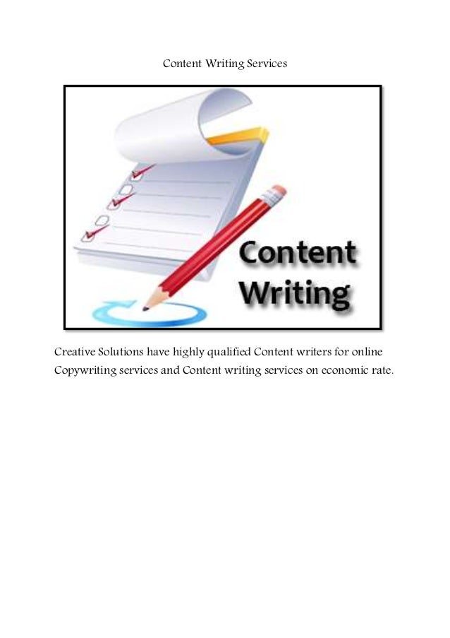 Website content writing software online