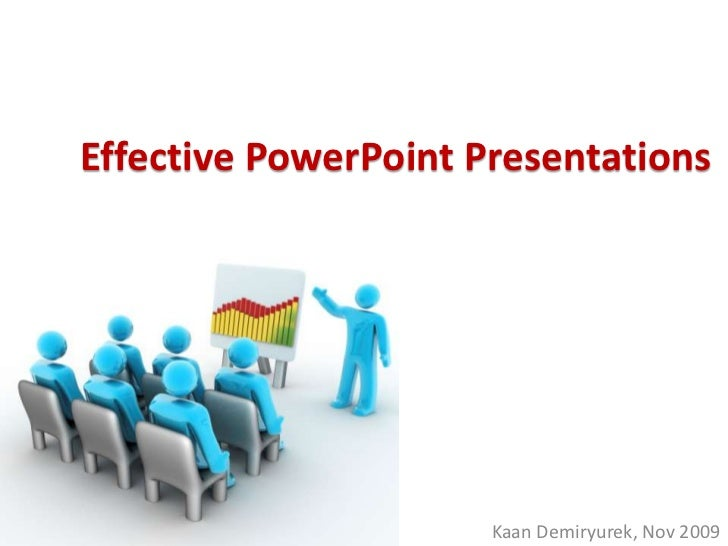 writing a powerpoint presentation tips
