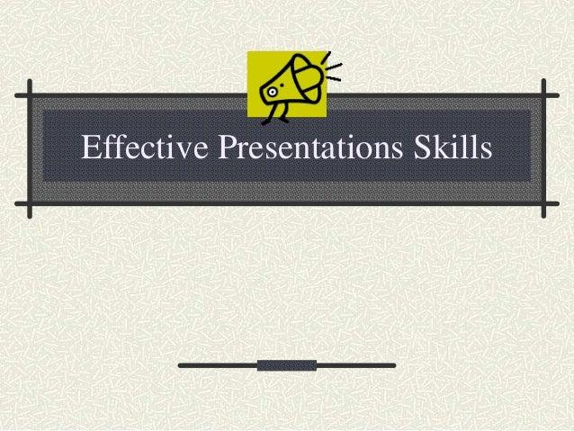 Effective presentations skills_final
