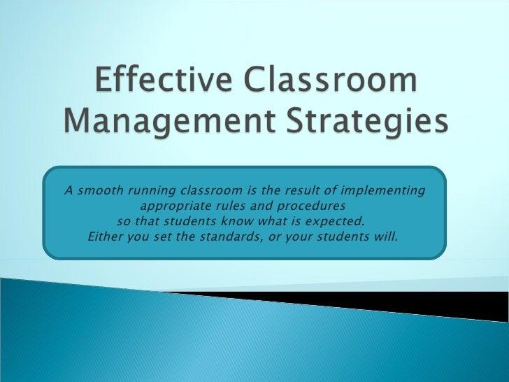 Effective  Teaching 2