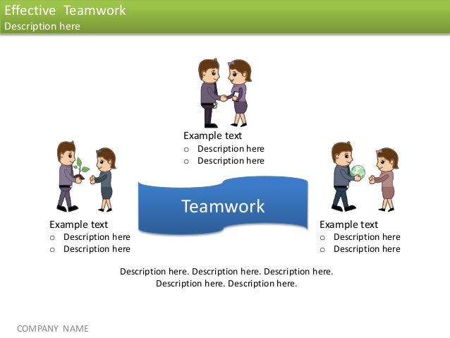 importance of team work essay Importance of teamwork a team is a group of people who share a common vision or goal and work towards it in a synchronized manner each individual may not be perfect but the idea is to have each other's back and complement each other's strengths.