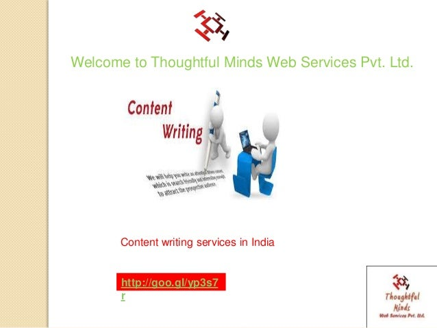 Best content writing services in India is available here
