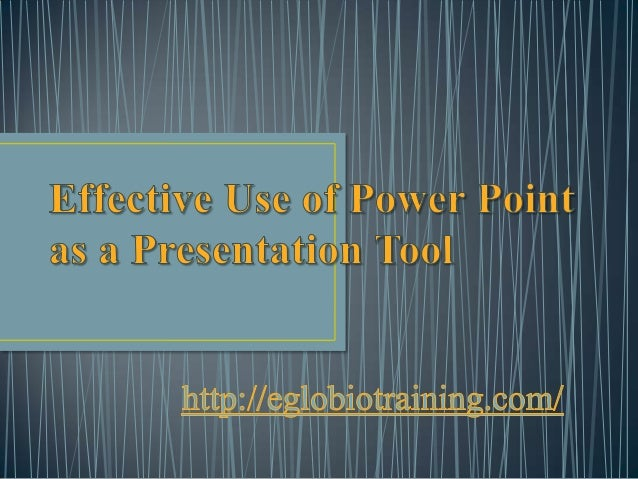INTRODUCTION       Slide presentation software such as PowerPointhas become an ingrained part of many instructionalsetting...