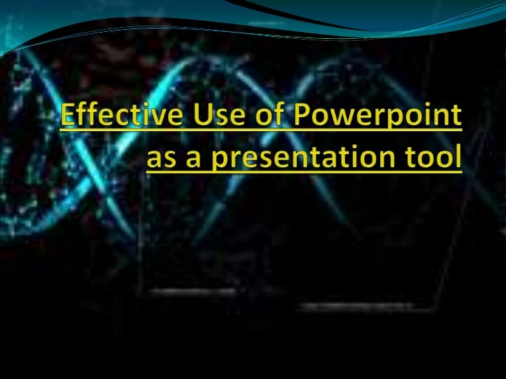 "POWERPOINTThe term ""PowerPoint presentation"" wascoined when Microsoft introduced itssoftware program PowerPoint. PowerPoin..."