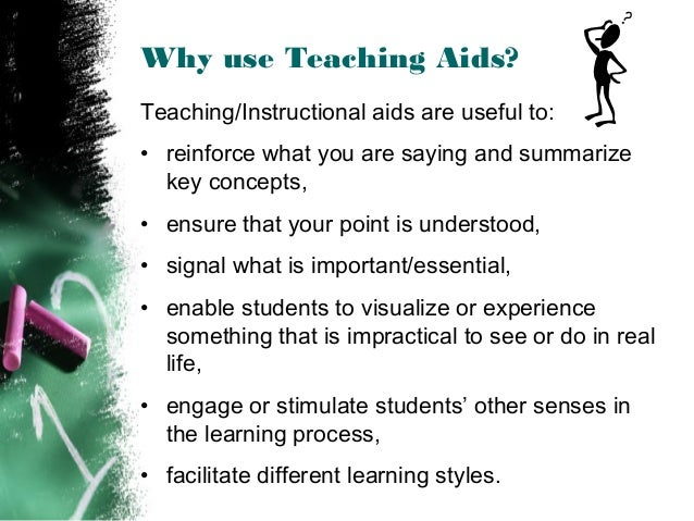 Examples Of Teaching Aids Images