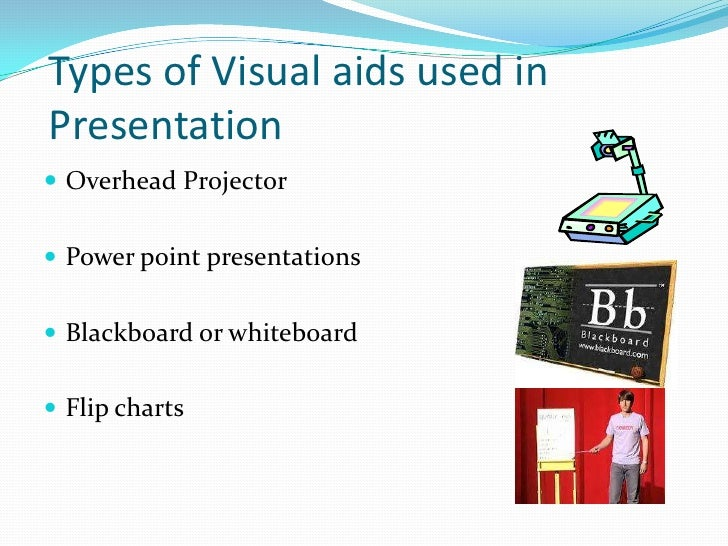 how to make a good visual presentation