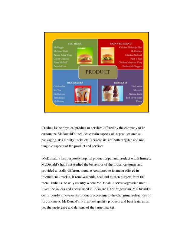 marketing plan of mcdonald Our business model | mcdonald's {tmplfieldspopuptitle}} for that reason, markets and countries have latitude when it comes to menu, marketing.
