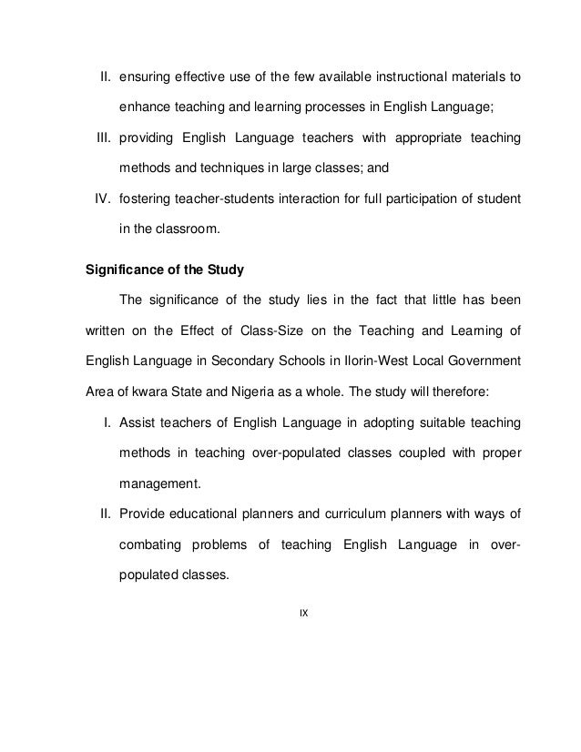 Dissertation Papers On Effectiveness Of Teaching Strategies
