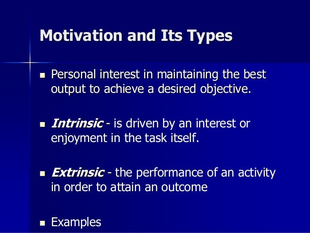 effect of motivation on employees Read this essay on pay for performance: effect on employee motivation come browse our large digital warehouse of free sample essays get the knowledge you need in order to pass your classes and more only at termpaperwarehousecom.