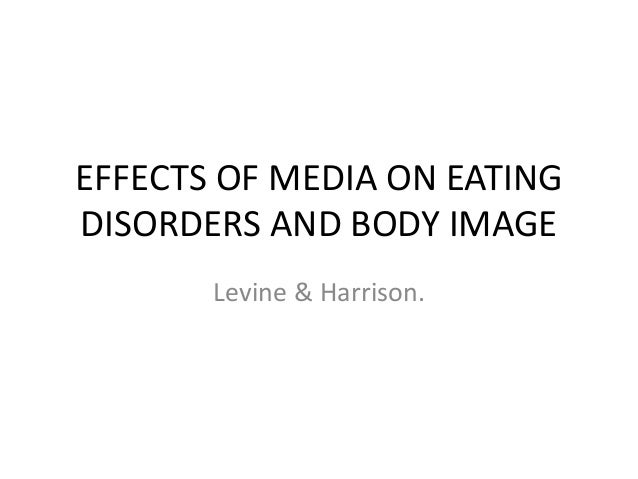 medias effect on eating disorders How social media, including instagram and facebook, 'cause anorexia' experts say the self-bragging pictures of shiny, perfect lives on social media encourage other users to feel negative about their own lives and bodies.